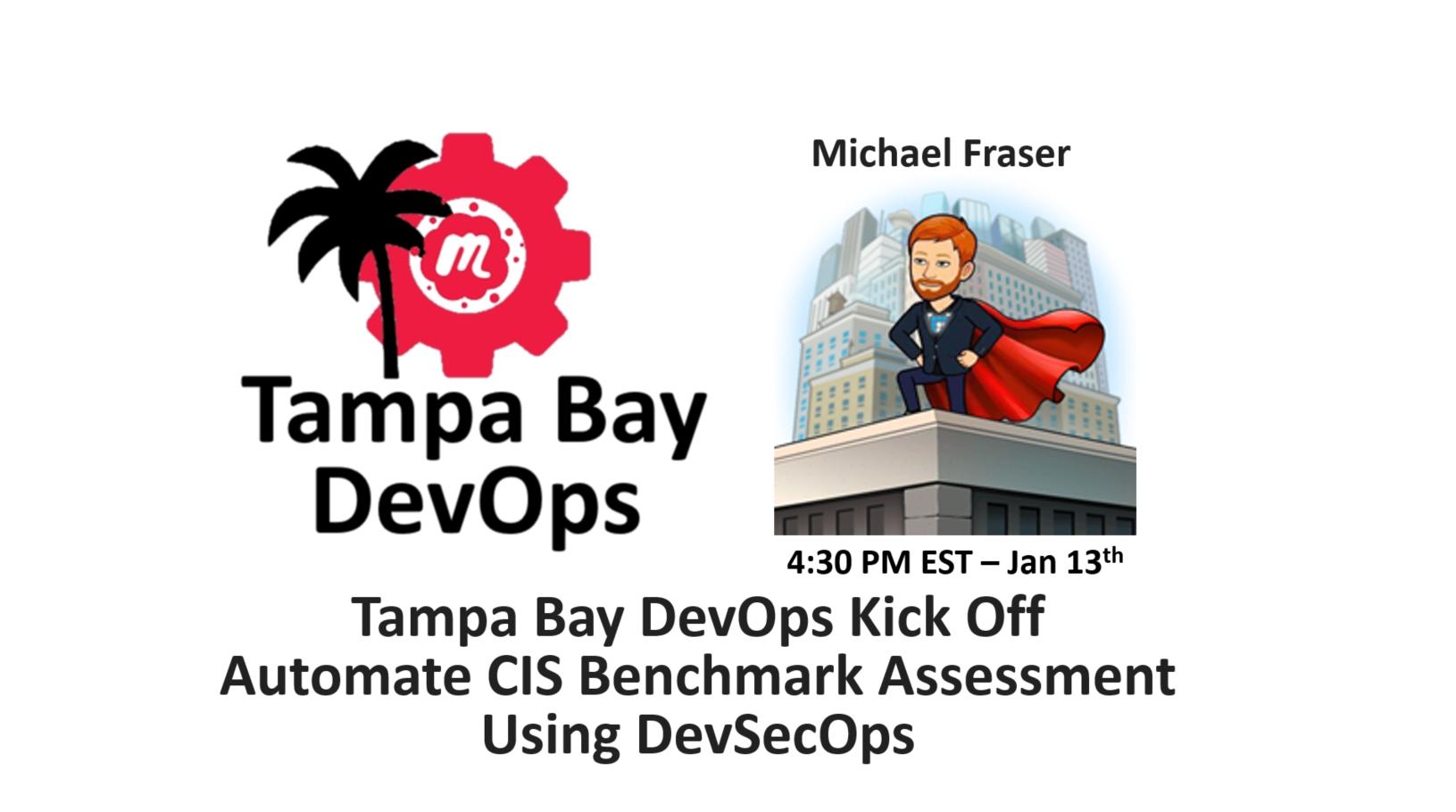 Tampa Bay DevOps DevSecOps